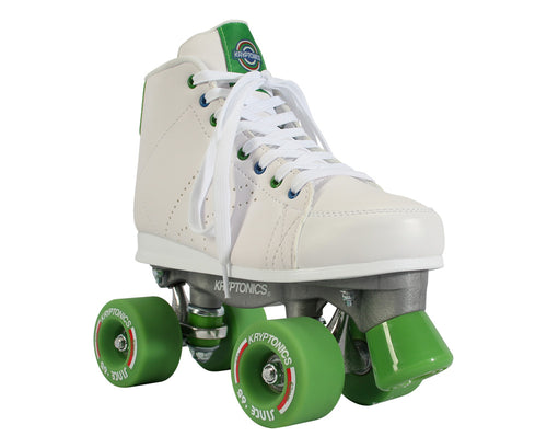 Kryptonics Skates - DOWNTOWN Green