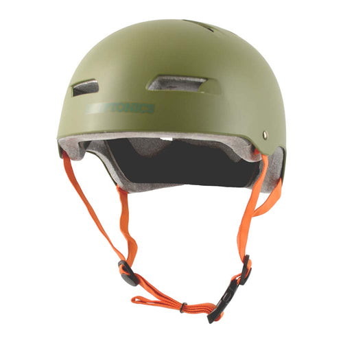 STEP UP HELMET- OLIVE GREEN