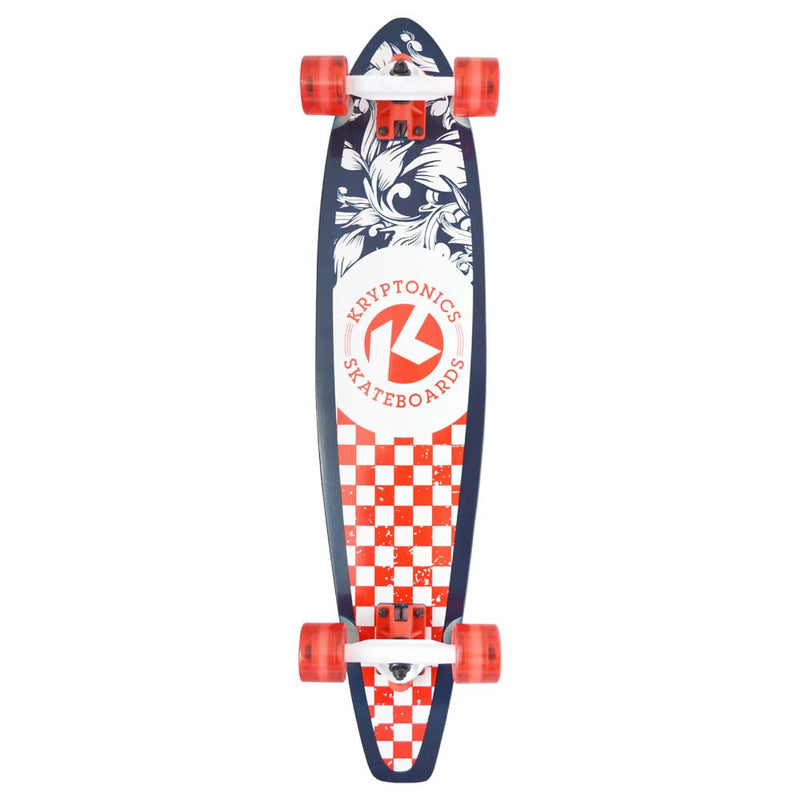 "34"" - Slim Longboards ""OG Checkers"""