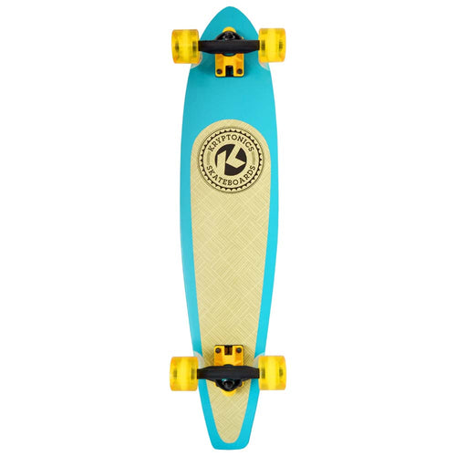 "34"" Slim Longboard- THATCHED"