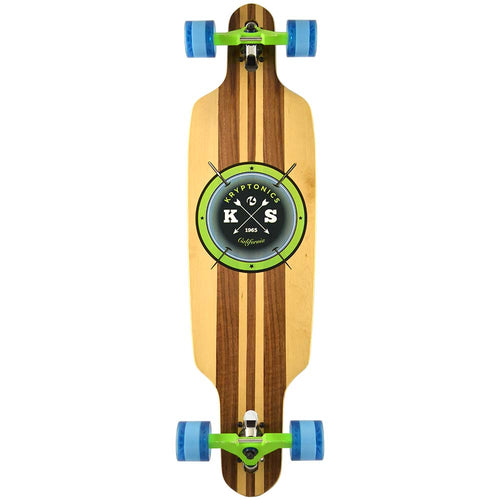 "38"" Drop Through Longboard-CAST OFF"