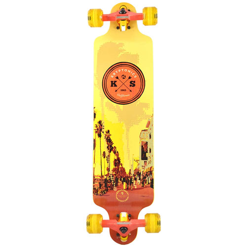 "34"" Drop Down Longboard - THE STRIP"
