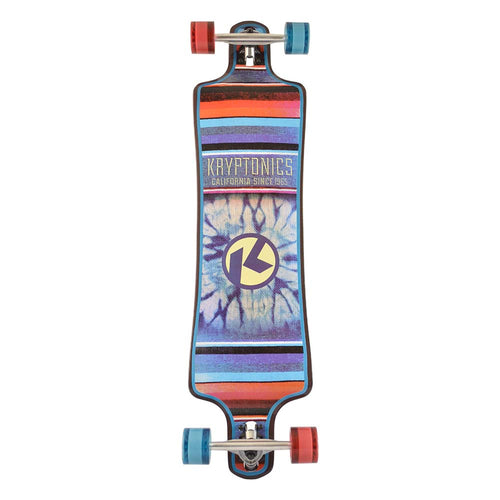 "40"" Drop Down Longboard- FREE SPIRIT"