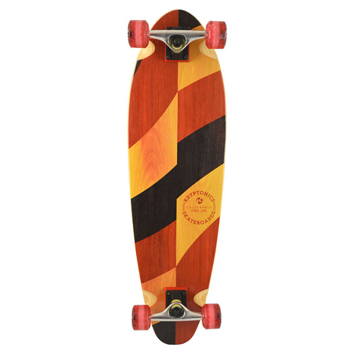 "33"" Longbase Longboard-SPLIT GRAINS"