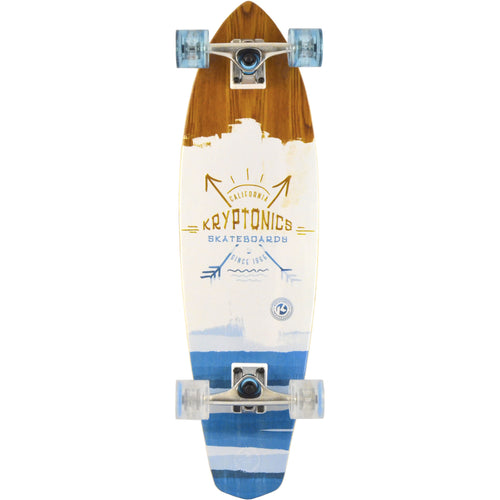 "32"" Mini Longboard- WILD ARROW"