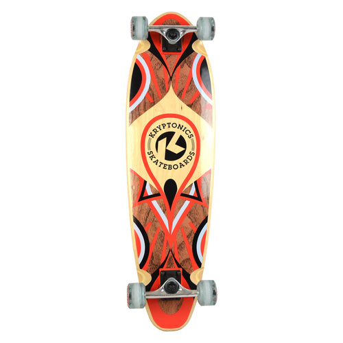 "33""  Longboard- TRIBAL SHINE"