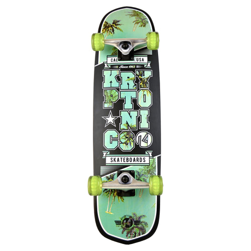 "31"" Star Hybrid Skateboard- TROPIC FOREST"