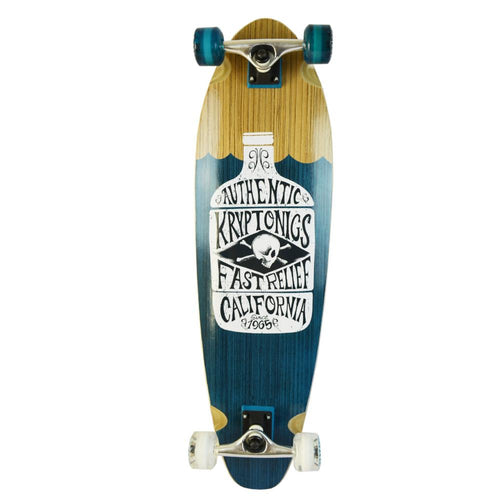 "33"" Longbase Longboard-BOTTLE"