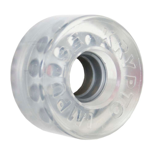 "Kryptonics Roller ""Impulse"" 62mm 78A Clear"