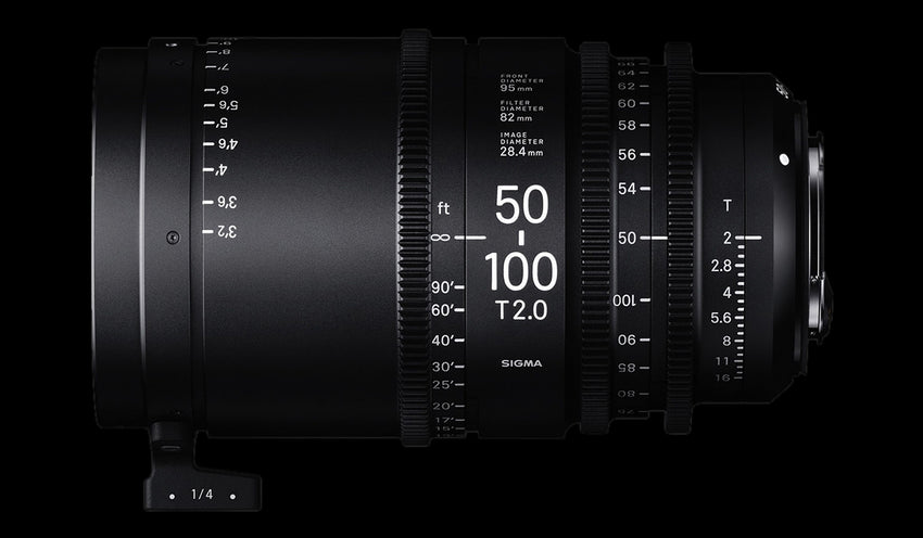 High Speed Zoom 50-100mm
