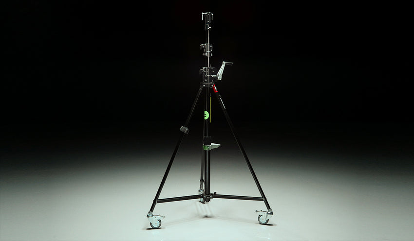 Wind-up Manfrotto (Black)