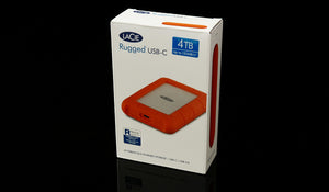 Lacie Rugged 4TB