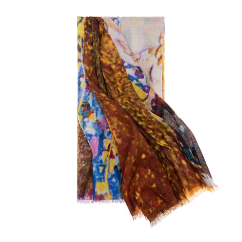 The Kiss Scarf - Gustav Klimt - Vestilarte