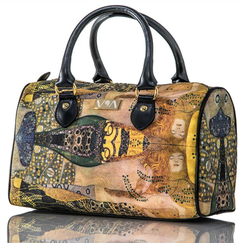 Water Serpents I Handbag - Vestilarte