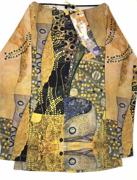 Sea Serpents Underjacket - Klimt - Vestilarte