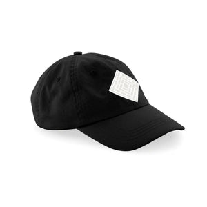 LOGO 6 PANEL CAP - BLACK