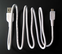 Micro USB cable, type B, double shielded