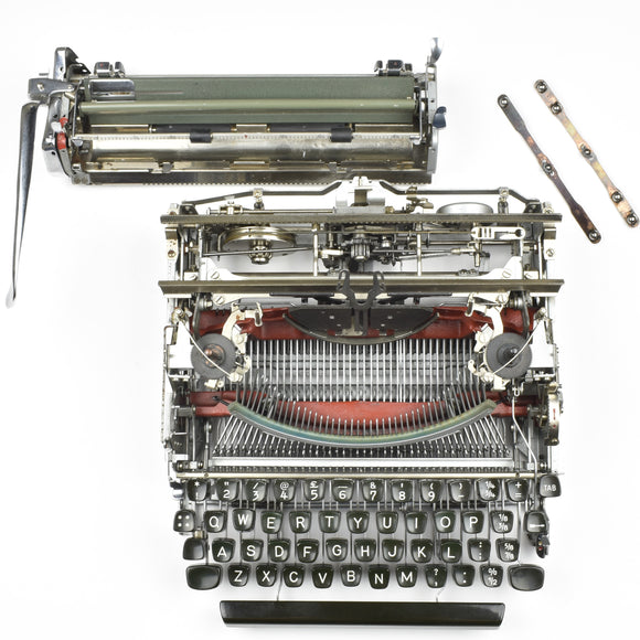 Professional Olympia Typewriter Restoration and Repair