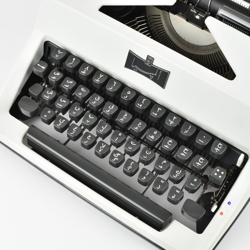 Arabic Typewriters