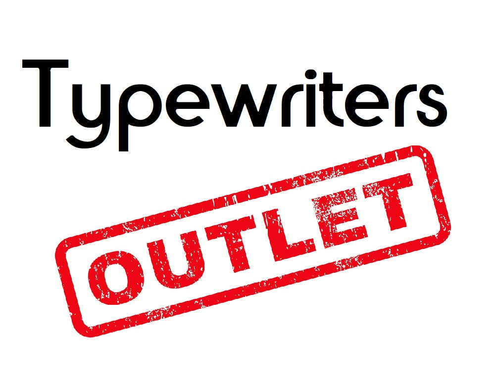 Typewriters for £100 or Less.