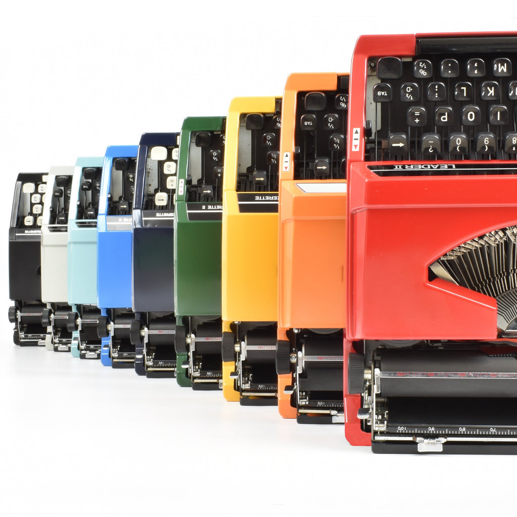 Portable Typewriters | UK Typewriter Sales, Service & Repair