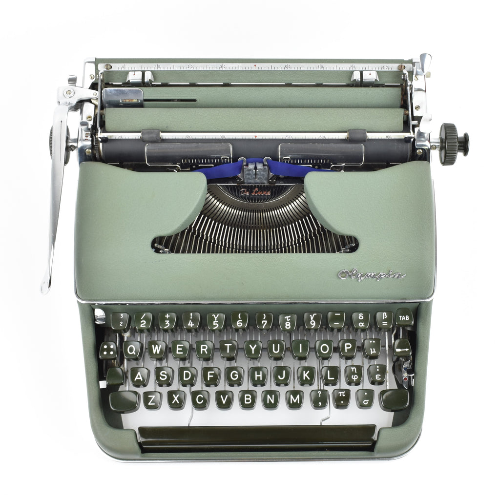 Desk & Semi Portable typewriters | UK Typewriter Sales, Service & Repair