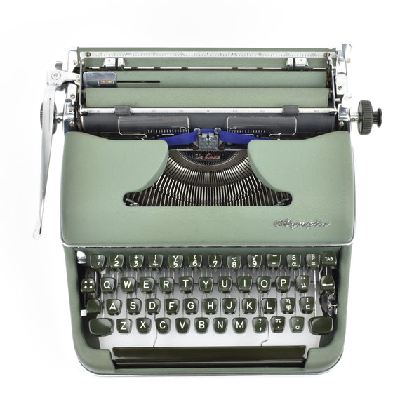Semi portable & Desk Typewriters