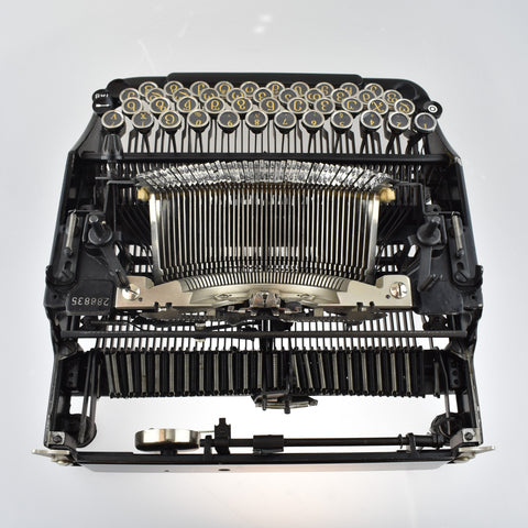 rare Georgian typewriter restoration to Singapore.