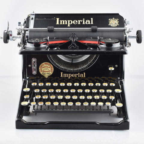 Imperial Model 50 typewriter in Mint condition