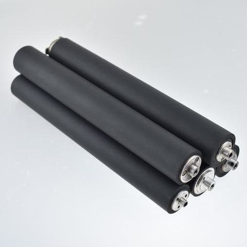 typewriter platen recovery service with new rubber layer