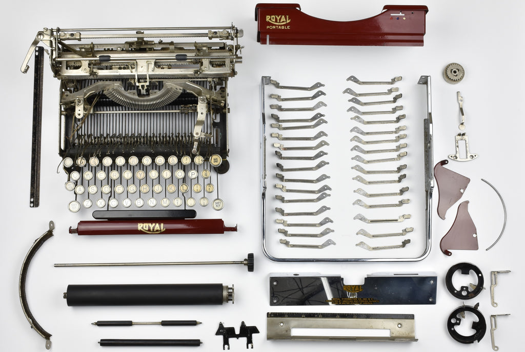 Royal Typewriter Restoration | Mr & Mrs Vintage Typewriters