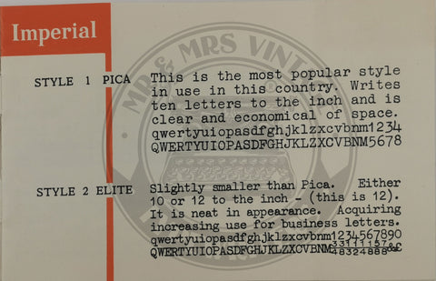 imperial good companion typefaces