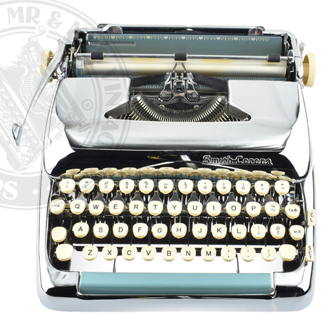 Smith Corona Super Silent Typewriter from David Rain | Tom Arden