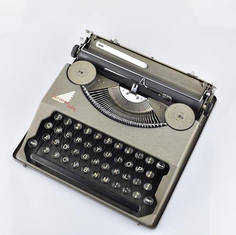 Hermes Baby Feather-Weight Typewriter