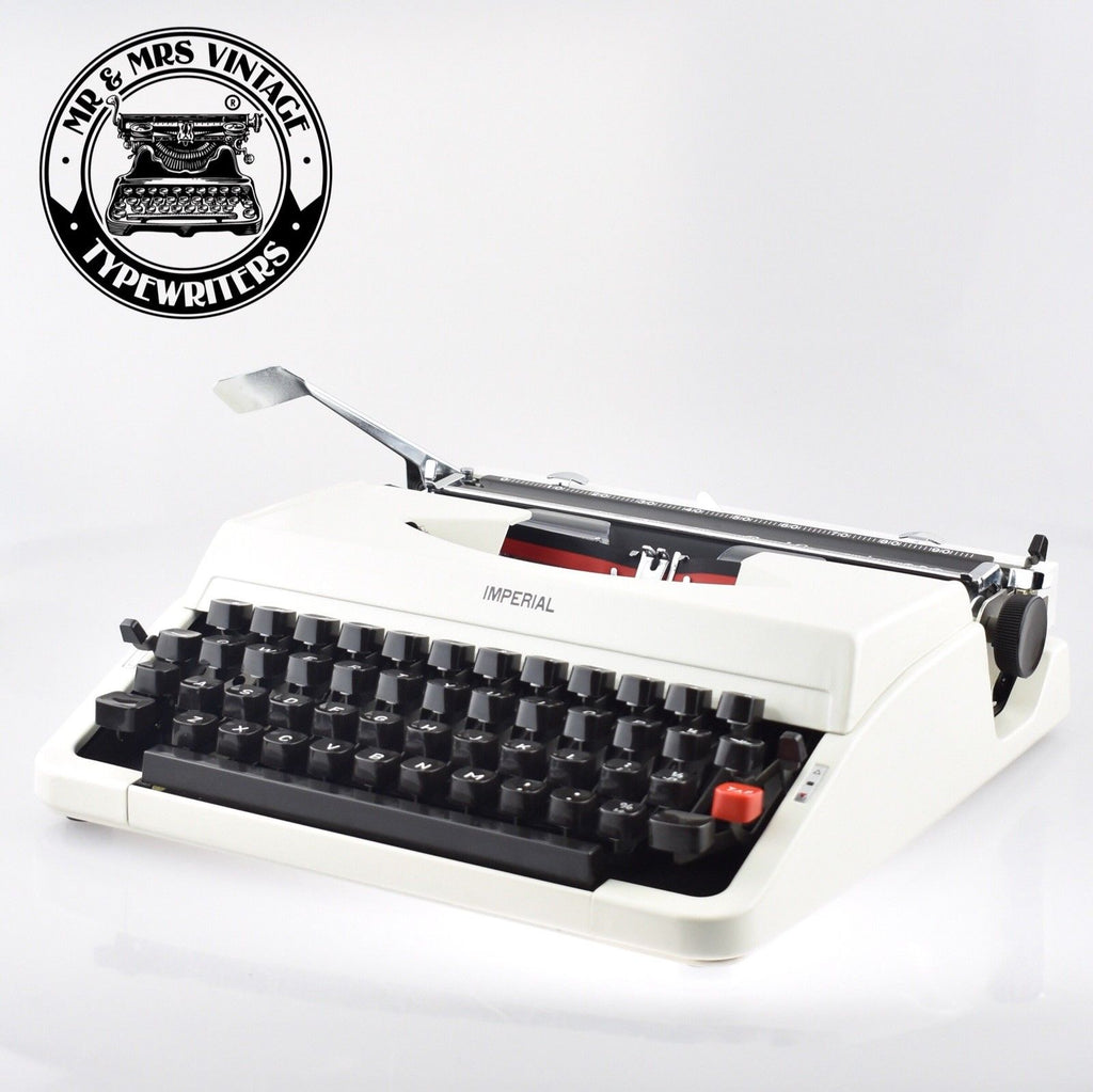 Imperial Good Companion 203 Typewriter