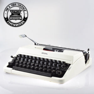 Imperial Good Companion 202 Typewriter