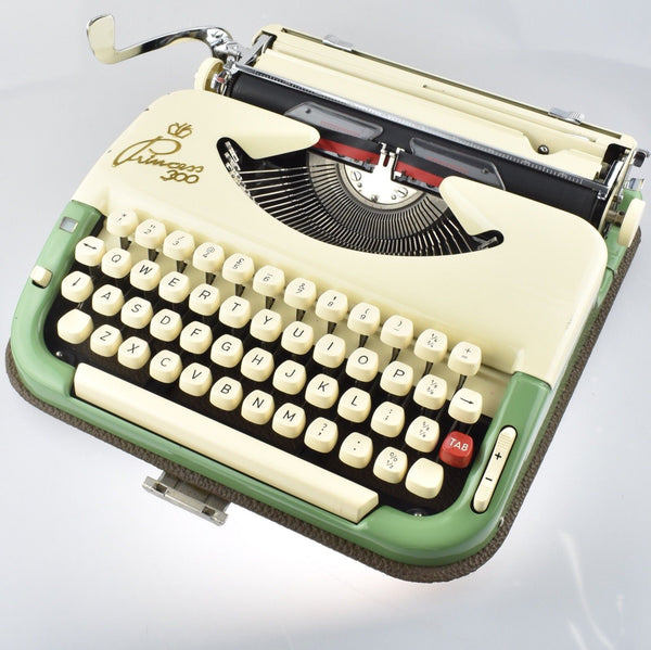 Restored Serviced Working Princess 300 Typewriter