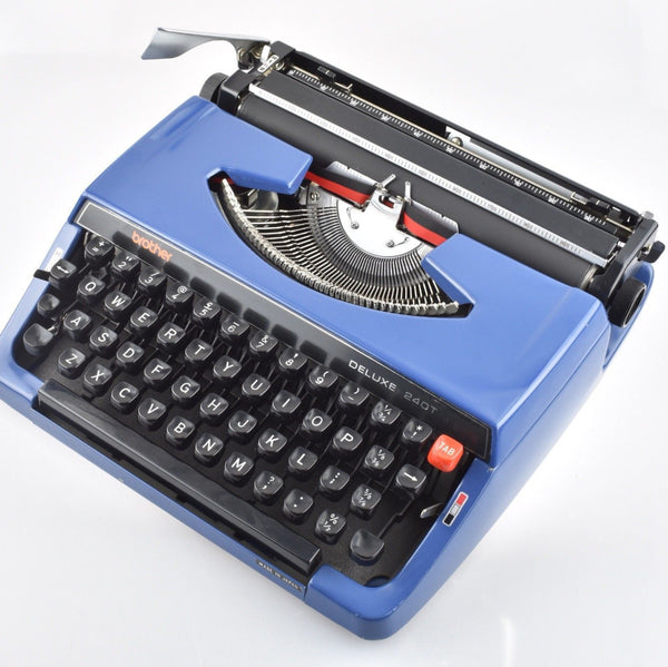 Brother Deluxe 240T Typewriter