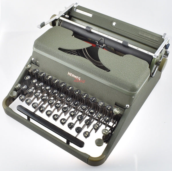 By Mr & Mrs Vintage Typewriters - Hermes 2000 Typewriter