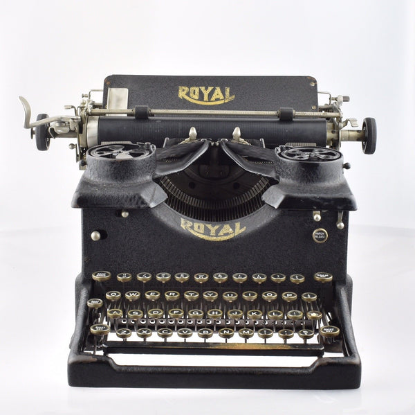 Restored Serviced Working Royal 10 Desk Typewriter