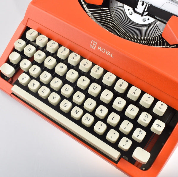 Royal 201 Typewriter