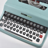 Professionally Serviced Working Olivetti Lettera 32 Typewriter