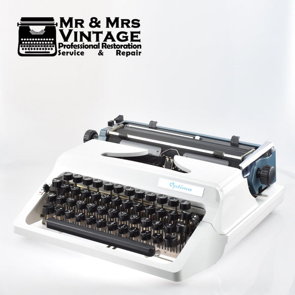 Optima Typewriter Arabic Farsi فارسية عربية