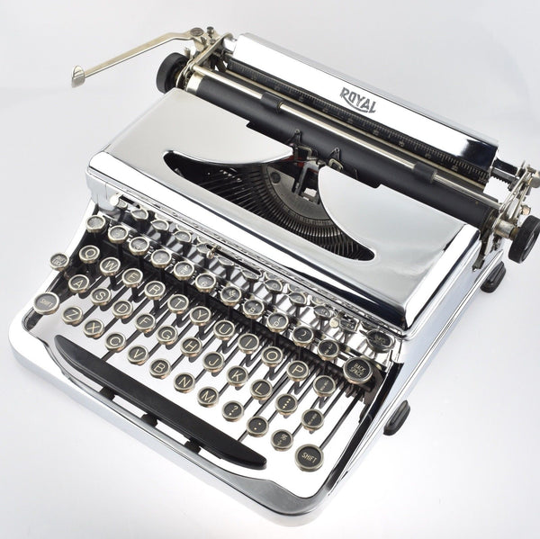 By Mr & Mrs Vintage Typewriters - Royal O Typewriter