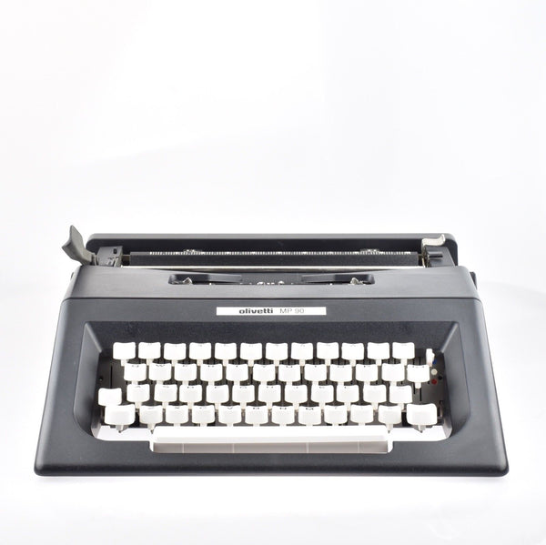 Restored Serviced Working Olivetti MP 90 Typewriter