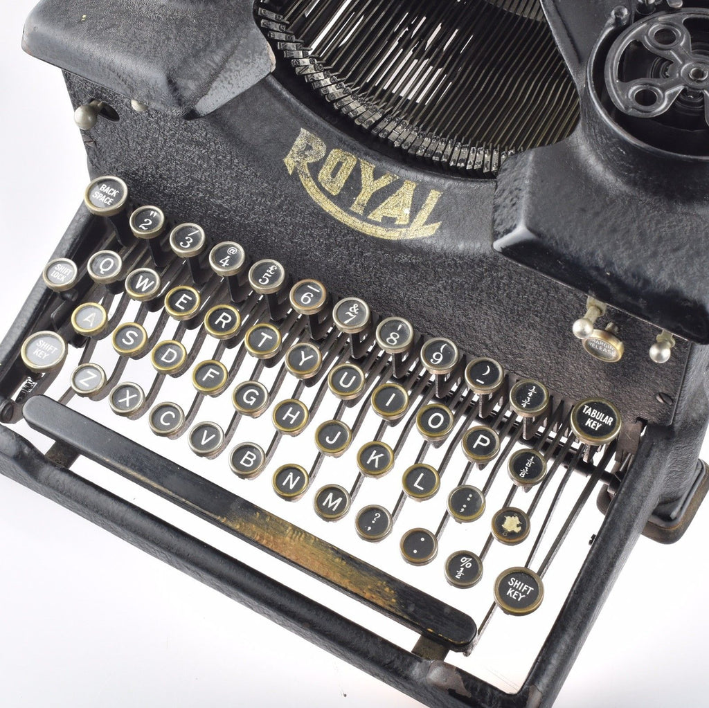 Royal 10 Desk Typewriter