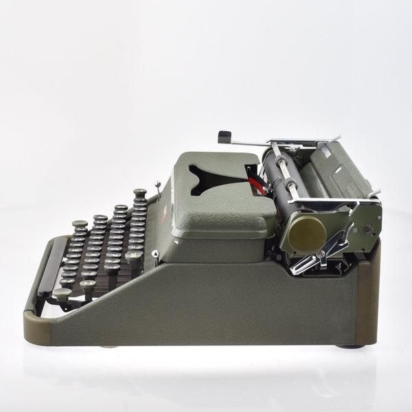 Professionally Serviced Working Hermes 2000 Typewriter