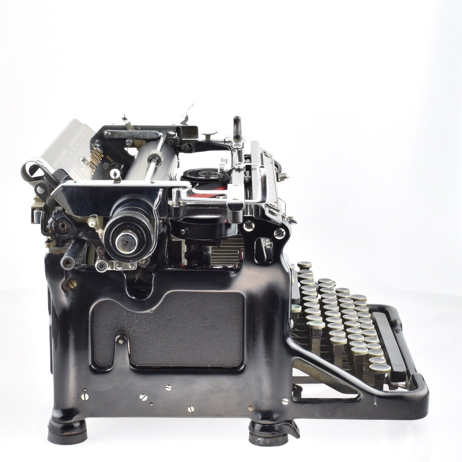 "1936 Underwood Typewriter Model 6 11"" Carriage FREE UK POSTAGE"