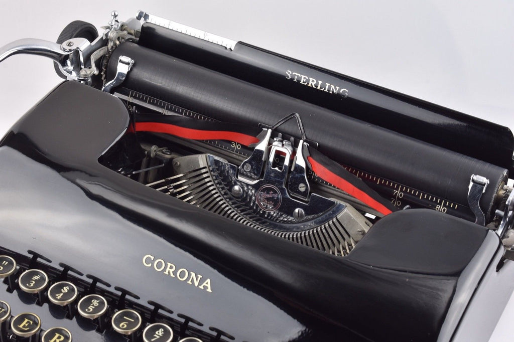 Corona Sterling Typewriter
