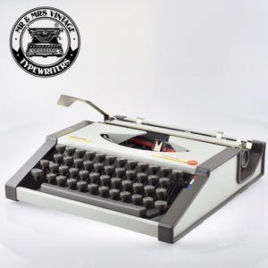 Olivetti Tropical Typewriter